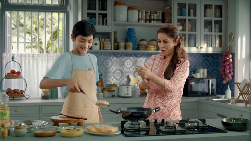 Dalda's new brand campaign exemplifies the changing kitchens of India