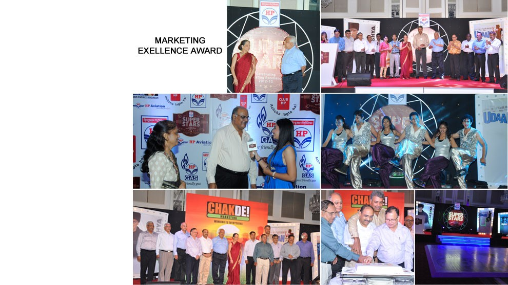 HPCL Marketing Excellence Awards